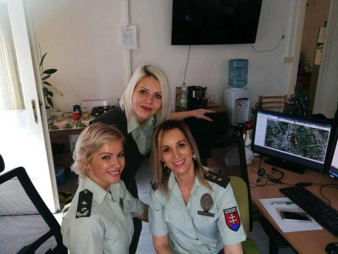 políciasr policajtky