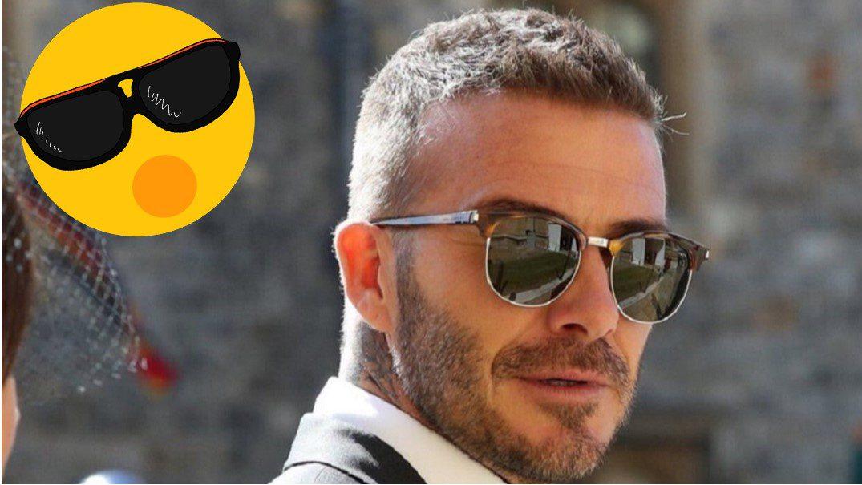 David Beckham okuliare