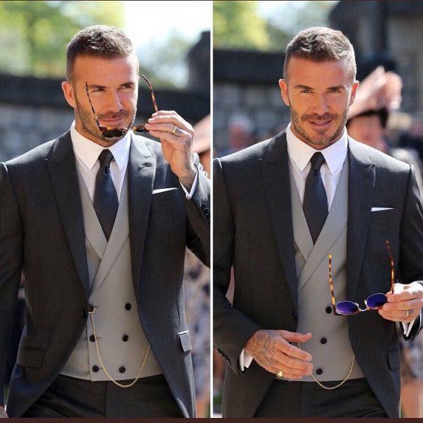David Beckham swag
