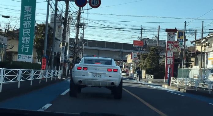 Chevrolet Camaro DONK