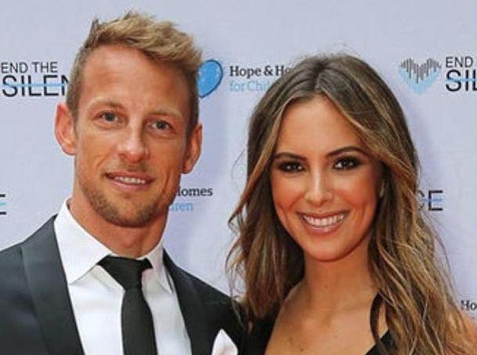 Jenson Button sa zasnúbil