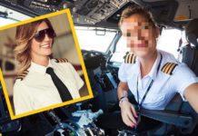 Pilotka Maria Pettersson