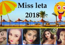 miss leta 2018