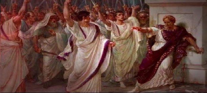 Smrt Caesara