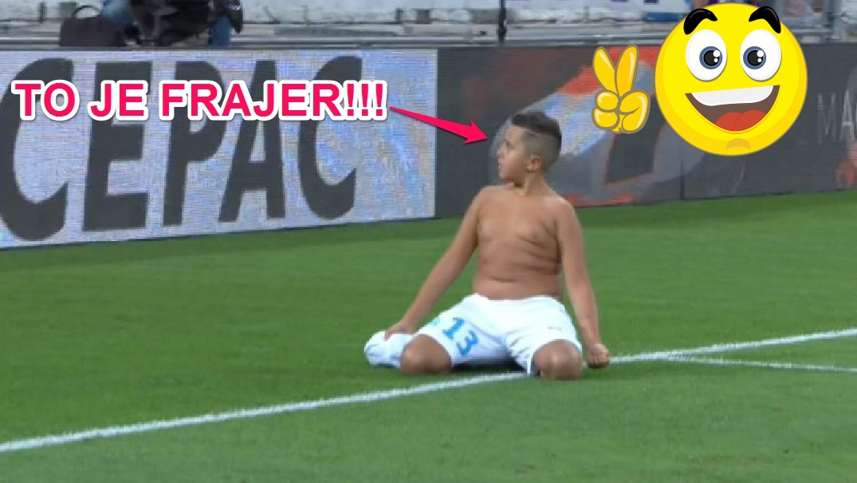 Fanusik Marseille gol