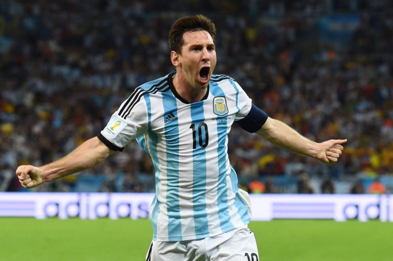 Messi pauza v reprezentacii