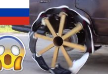 Rusko test tenisiek