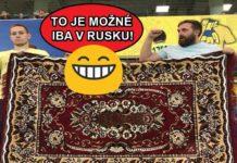 Rusky fanusik koberec