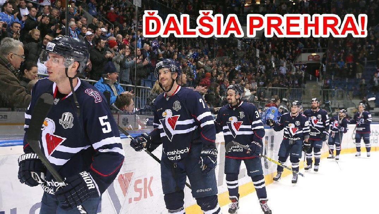 Slovan dalsia prehra