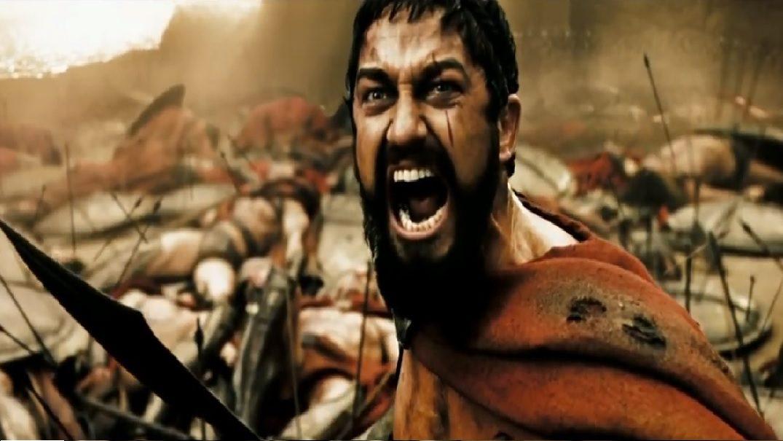 Sparta vojaci