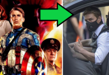Captain America, Mission Impossible