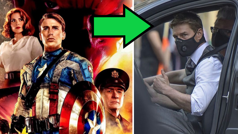 Captain America, Mission Impossible